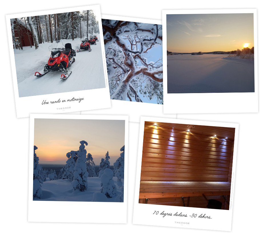 Hiking in Lapland - Tea advent calendar